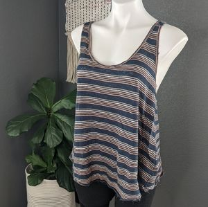 UO Free People Striped Tank